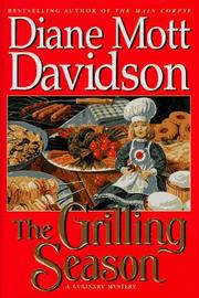 Book Cover for THE GRILLING SEASON