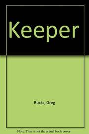 KEEPER by Greg Rucka