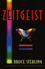 ZEITGEIST by Bruce Sterling