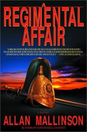 A REGIMENTAL AFFAIR by Allan Mallinson