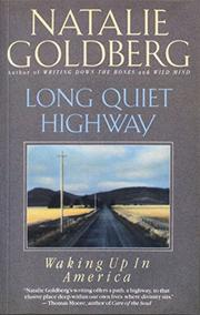LONG QUIET HIGHWAY: Waking Up in America by Natalie Goldberg