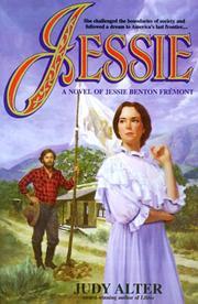 JESSIE by Judy Alter