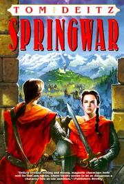 Cover art for SPRINGWAR
