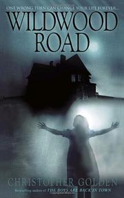 Cover art for WILDWOOD ROAD