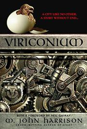 Cover art for VIRICONIUM