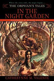 Cover art for IN THE NIGHT GARDEN