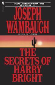 THE SECRETS OF HARRY BRIGHT by Joseph Wambaugh