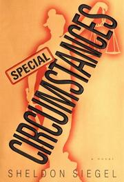 SPECIAL CIRCUMSTANCES by Sheldon Siegel