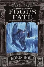 Cover art for FOOL'S FATE