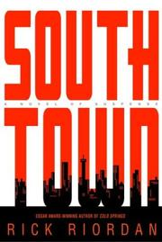 SOUTH TOWN by Rick Riordan