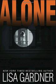 Cover art for ALONE