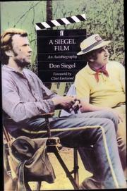 A SIEGEL FILM by Don Siegel