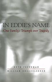 IN EDDIE'S NAME by Bryn Freedman