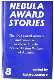 NEBULA AWARD STORIES EIGHT by Isaac Asimov