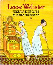 LEESE WEBSTER by Ursula K. Le Guin