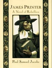 Book Cover for JAMES PRINTER