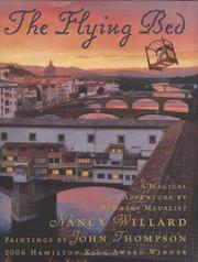 THE FLYING BED by Nancy Willard