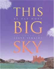 THIS BIG SKY by Pat Mora