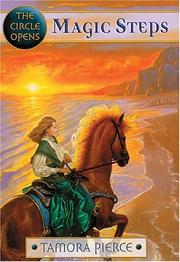 MAGIC STEPS by Tamora Pierce