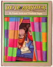 DEAR BROTHER by Frank Asch