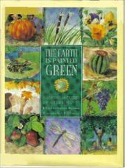 THE EARTH IS PAINTED GREEN by Barbara Brenner