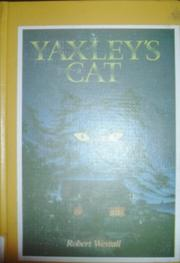 YAXLEY'S CAT by Robert Westall