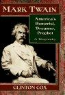 MARK TWAIN by Clinton Cox