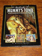 INTO THE MUMMY'S TOMB by Nicholas Reeves