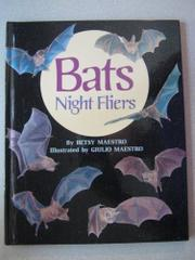 BATS by Betsey Maestro