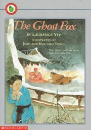 THE GHOST FOX by Laurence Yep