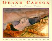 GRAND CANYON by Wendell Minor