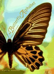 THE BUTTERFLY ALPHABET by Kjell B. Sandved