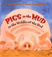 Book Cover for PIGS IN THE MUD IN THE MIDDLE OF THE RUD