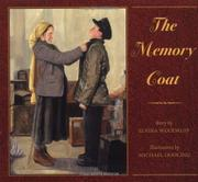 THE MEMORY COAT by Elvira Woodruff