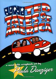 UNITED TATES OF AMERICA by Paula Danziger