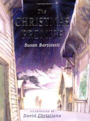 THE CHRISTMAS PROMISE by Susan Bartoletti