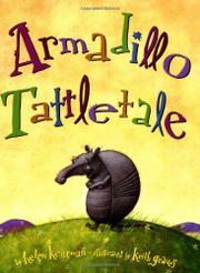 ARMADILLO TATTLETALE by Helen Ketteman
