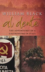 AL DENTE by William Black