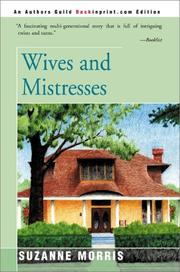 WIVES AND MISTRESSES by Suzanne Morris