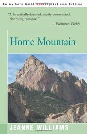 HOME MOUNTAIN by Jeanne Williams