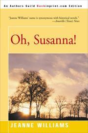 OH, SUSANNA by J. R. Williams