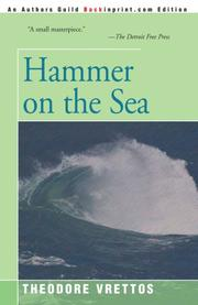 HAMMER ON THE SEA by Theodore Vrettos
