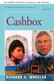 CASHBOX by Richard S. Wheeler