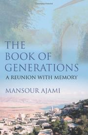 Book Cover for THE BOOK OF GENERATIONS
