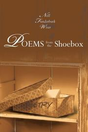 POEMS FROM THE SHOEBOX by Nell Funderburk Wiser
