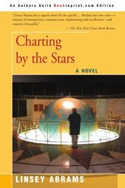 CHARTING BY THE STARS by Linsey Abrams