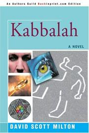 KABBALAH by David Scott Milton