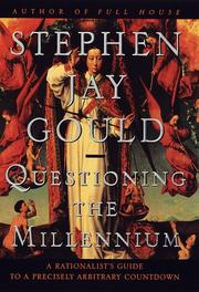 Cover art for QUESTIONING THE MILLENNIUM