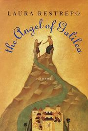 Cover art for THE ANGEL OF GALILEA