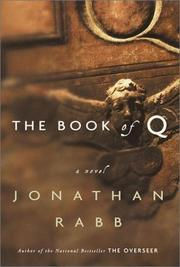 THE BOOK OF Q by Jonathan Rabb